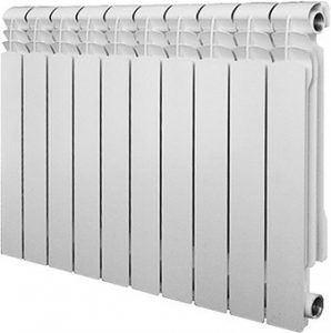 Алюминиевый радиатор Ferroli POL
