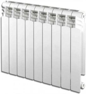 Алюминиевый радиатор Ragall REX