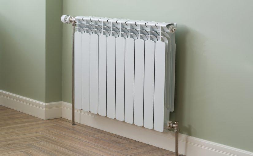 Радиатор отопления в интерьере