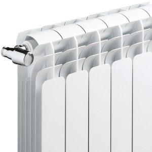 Алюминиевый радиатор Faral Trio HP